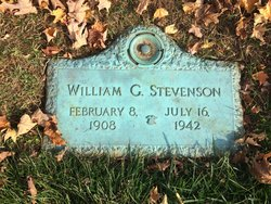 PFC William Gifford Stevenson