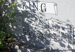 Daily Mattie <I>Grohman</I> King