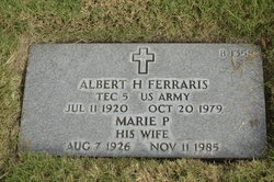 Albert H Ferraris