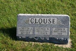 Loretta J. <I>Hinshaw</I> Clouse