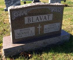 Benedict B Blavat