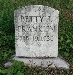 Betty Lane Franklin