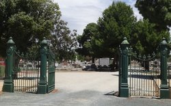 Echuca Cemetery