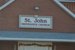 Saint John Mennonite Church Cemetery