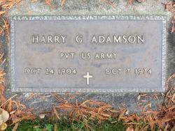 Harry Glen Adamson