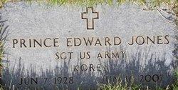 Prince Edward Jones