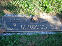 Paul Emmett Burough