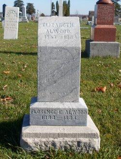 Elizabeth <I>Fisher</I> Alwood
