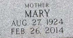 Mary <I>Suppo</I> Cannizzaro