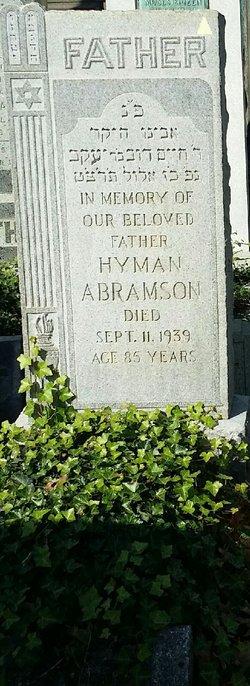 Hyman Abramson