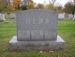 Virginia Lee <I>Whips</I> Herr