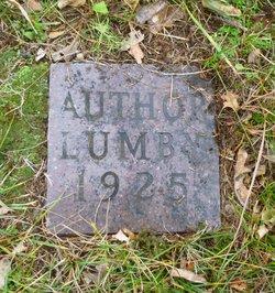 Author Lumby