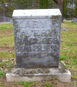 Mary F. Avery