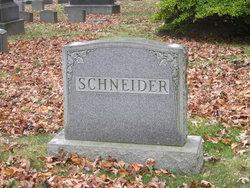 """Anna Louise """"Annie"""" <I>Blum</I> Schneider"""