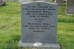 Frances Annie <I>Mitchell</I> Wall
