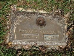 Emory Earl Knisley Jr.