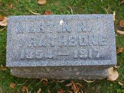Martin Newman Rathbone