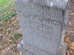 William Lanus Johnston