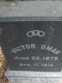 Victor Oman