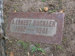 Arthur Ernest Buckler