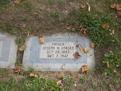 Joseph Hyrum Larsen