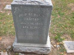 John R Hagman