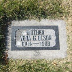Vera <I>Gaufin</I> Olson