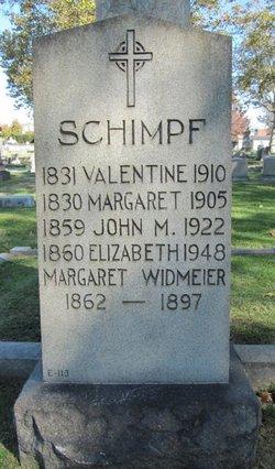 Elizabeth M. <I>Fatz</I> Schimpf