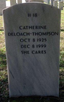 Catherine Deloach-Thompson