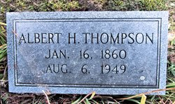 Albert H. Thompson