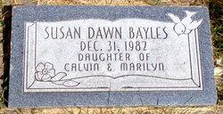 Susan Dawn Bayles