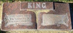 Charles A King