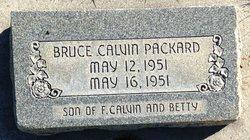 Bruce Calvin Packard