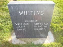 Ray William Whiting