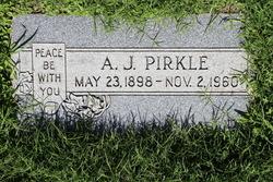 A J Pirkle