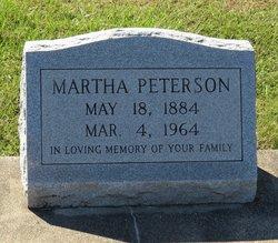 Martha Peterson