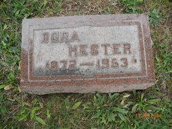 Dora <I>Larkam</I> Hester