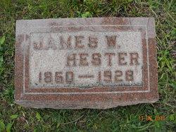 James William Edward Hester