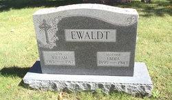 """Emmeline Celia """"Emma"""" <I>Hoida</I> Ewaldt"""