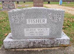 Burlie Vocus Fisher