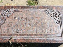 Ernest Clements Gammell