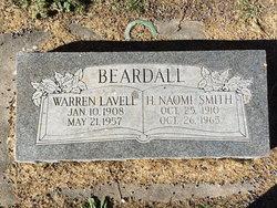 Hannah Naomi <I>Smith</I> Beardall