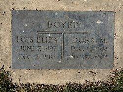 Dora May Boyer