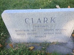 Roberta <I>Booth</I> Clark