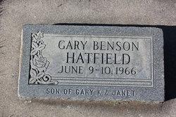 Gary Benson Hatfield