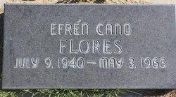 Efren Cano Flores