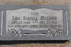 Emil Bernell Mecham