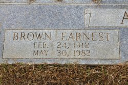 Brown Earnest Ainsworth
