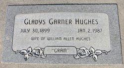 Gladys <I>Garner</I> Hughes