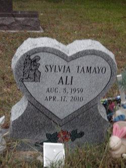 Sylvia <I>Tamayo</I> Ali